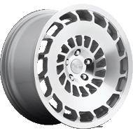 Rotiform CCV R135 Silver Machined Wheels