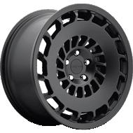 Rotiform CCV R137 Black Matte Wheels