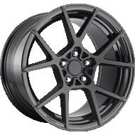 Rotiform KPS R139 Black Matte Wheels