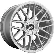 Rotiform RSE R140 Silver Gloss Wheels