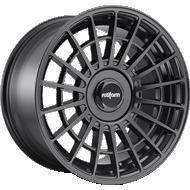 Rotiform LAS-R R142 Matte Black Wheels