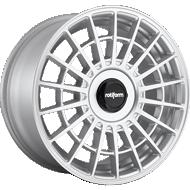Rotiform LAS-R R143 Gloss Silver Wheels