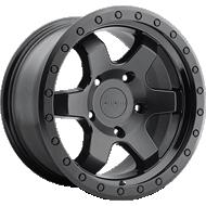 Rotiform SIX-OR R151 Black Matte Wheels