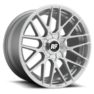 Rotiform RSE R140 <br/> Silver Gloss