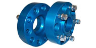 """RT Offroad <br>1.25"""" Wheel Spacer Set in 5x4.5"""" Bolt Pattern"""
