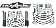 Rubicon Express <br>YJ Extreme Duty Lift Kits