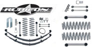 Rubicon Express <br>XJ Super-Ride Short Arm Lift Kits