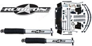 Rubicon Express <br>XJ Extreme-Duty Long Arm Kits