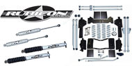 Rubicon Express <br>ZJ Extreme-Duty Long Arm Kits
