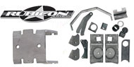 Rubicon Express <br>JK Bracket Kits and Mounts