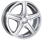 Sacchi Wheels<br /> S48 Hypersilver