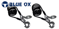 Blue Ox Safety Cables