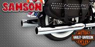 Samson V-Twin Exhausts