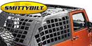 SmittyBilt Jeep Cargo Net <br />for 2007-2014 Wrangler JK