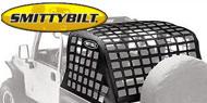 SmittyBilt Jeep Cargo Net <br />for 1992-1995 Wrangler YJ
