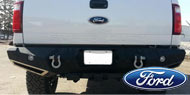 Smittybilt M-1 Rear Bumpers <br>for 99-14 Ford Super Duty