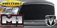 Smittybilt M1 Grille <br/>for Dodge