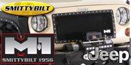 Smittybilt M1 Grille <br>for 07-17 Wrangler JK