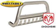Smittybilt Grille Savers for Dodge - Stainless Steel