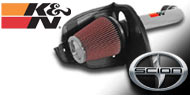 K&N Air Intake Kits <br> Scion