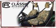 Classic Accessories<br> UTV/ATV Seat Covers