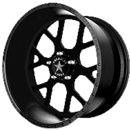 American Force Wheels<br /> SHIELD SS5 Black