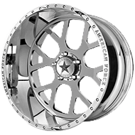 American Force Wheels<br /> SHIELD SS5 Polished