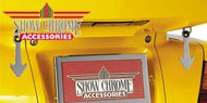 Show Chrome <br /> Cruise Wing Helmet Lock Extension