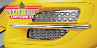 Show Chrome <br /> Radiator Grilles