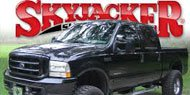 Skyjacker Suspension Lift Kits Push the Limits
