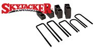 Skyjacker Rear Block and U-Bolt Kits