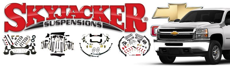 Skyjacker 69-72 Chevy GMC Blazer Jimmy Full-Size 4WD