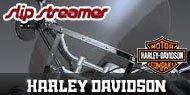 Slipstreamer Windshields<br /> Harley Davidson