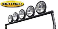 Smittybilt Black XRC Light Bar <br>97-06 Wrangler LJ