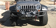 5 Types of Custom Bumpers for Your Jeep