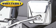 Smittybilt Jeep Side Mirrors