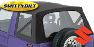Smittybilt OE Replacement Top<br/> for Suzuki Sidekick/Geo Tracker