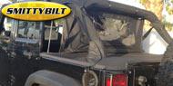 Smittybilt Outback Wind Breaker JK 4D