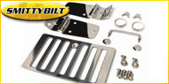 Smittybilt Complete Hood Kit