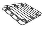 Smittybilt Defender Roof Racks - One Piece Welded for 1987-2013 Nissan Pathfinder/Titan
