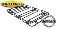 Smittybilt Defender Roof Rack for 1987-2913 Nissan Titan/Pathfinder