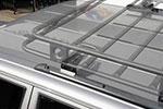 Smittybilt Defender Roof Rack Mounting Bracket Kit for 2000-2013 Chevy/GMC Suburban