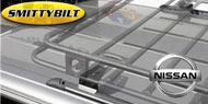 Smittybilt Defender Roof Rack Mounting Brackets Adjust-A-Mount for 2002-2013 Nissan Xterra