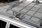 Smittybilt Roof Rack 3.5 x 6 - Factory Adapter Brackets for 1998-2010 Lincoln Navigator