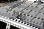 Smittybilt Defender Roof Rack Mounting Bracket Kit for 1996-2013 Chevy/GMC Yukon/Tahoe/Sub-z