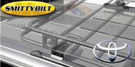 Smittybilt Roof Rack Factory Adapter Brackets </br>for 2000-2005 Toyota 80-Series Landcruiser