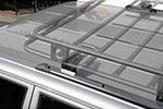 Smittybilt Roof Rack 4.5 x 5 - Factory Adapter Brackets for 2003-2005 Lincoln Aviator