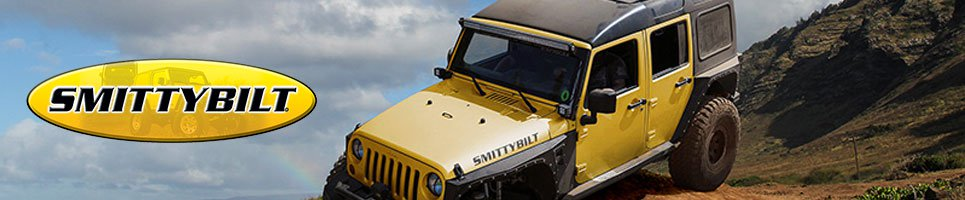 Smittybilt Jeep Tonneau Cover 4wheelonline Com