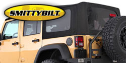 Smittybilt Premium Replacement Canvas Soft Tops
