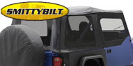 Smittybilt Soft Tops <br/>Replacement <br/> 88-95 Jeep Wrangler YJ